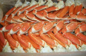 Brine Frozen Snow Crab - Gulf
