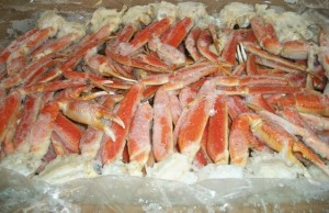Brine Frozen Snow Crab K-Pack Broken